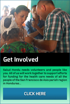 Get Involved with Salud Hondu